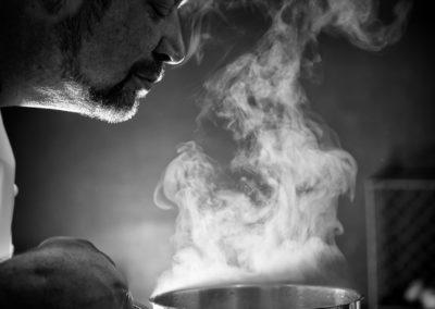 Portrait Chef Gastronomie 3 étoiles Occitanie Gilles Goujon, Aude